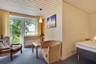Vær. 5 - Balkon og eget bad/toilet